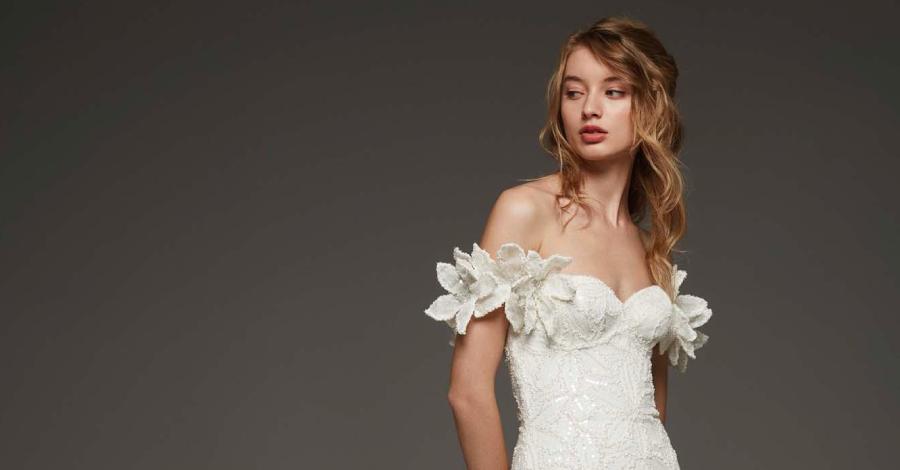 Pronovias 2019: la nuova collezione di abiti da sposa