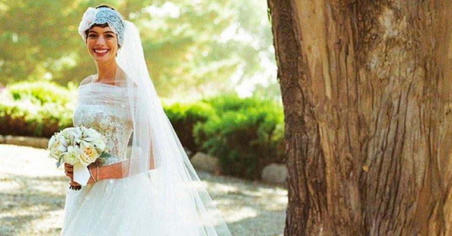 5 abiti da sposa più originali delle star: ecco quali sono