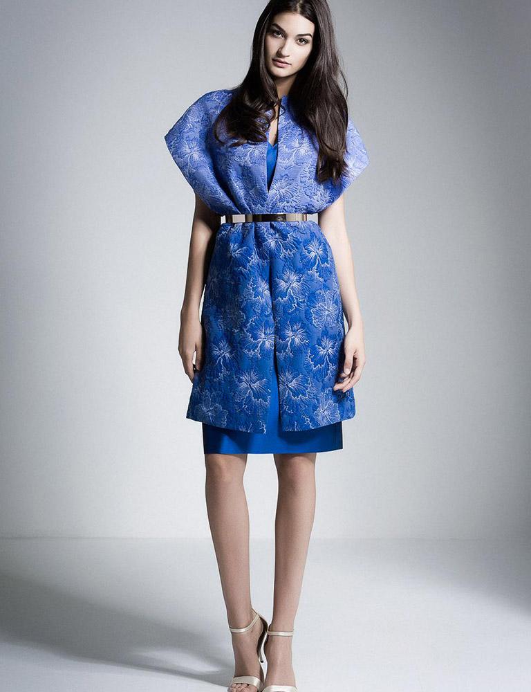 pretty nice 9fd74 dc2bb L'abito da damigella d'onore: idee e colori moda 2016 | La ...