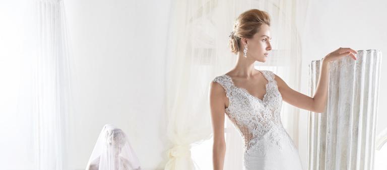 Abiti da sposa per donne alte: il modello giusto
