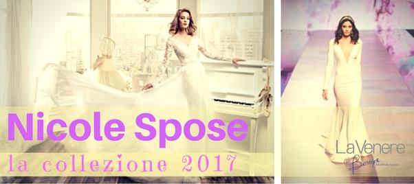 Nicole Spose: la collezione 2017 al Venezia Fashion Show