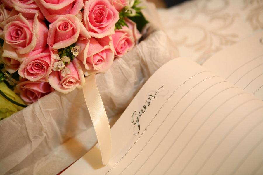 Libro nozze: 8 idee alternative